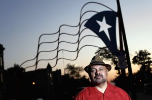 Former Puerto Rican Political Prisoner Alberto Rodriguez, now legal worker at civil rights law firm in Chicago