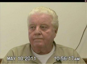 Jon Burge in federal custody for Chicago Police Torture and civil rights violations