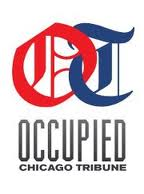 Occupied Chicago Tribune first amendment