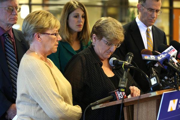 Nanci Koschman after indictment regarding son's death