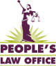 Peoples Law Office Logo