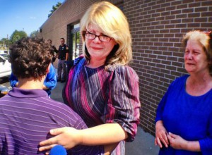 Kristine Bunch, falsely convicted files civil rights lawsuit in Indiana